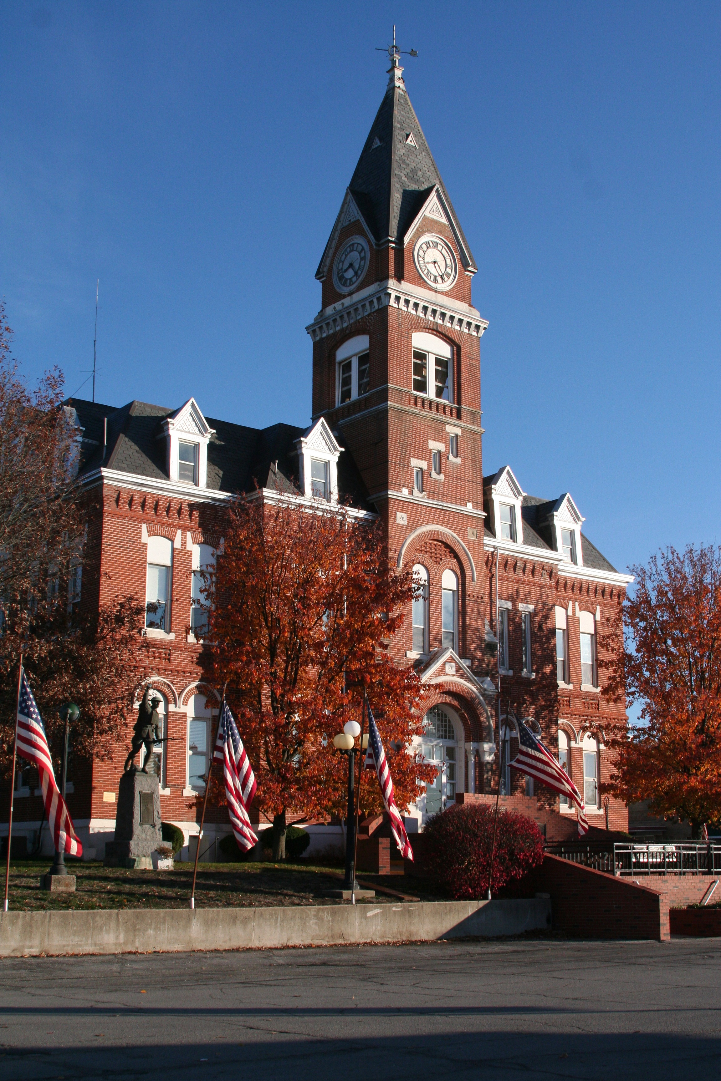 Gentry County Courthouse